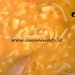 La Prova del Cuoco - Minestra di pasta patate e provola ricetta Anna Moroni
