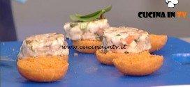 La Prova del Cuoco - Panino da spiaggia con pesce azzurro ricetta Gianfranco Pascucci