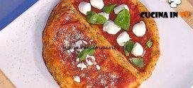 La Prova del Cuoco - Pizza metà e metà ricetta Gino Sorbillo