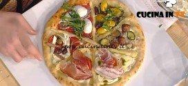 La Prova del Cuoco - Pizza tonda ai sei pomodori autoctoni ricetta Gino Sorbillo