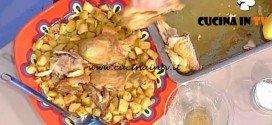 La Prova del Cuoco - Pollo al limone e patate sabbiose ricetta Anna Moroni