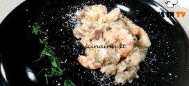 Cotto e mangiato - Risotto porcini e gamberi ricetta Tessa Gelisio