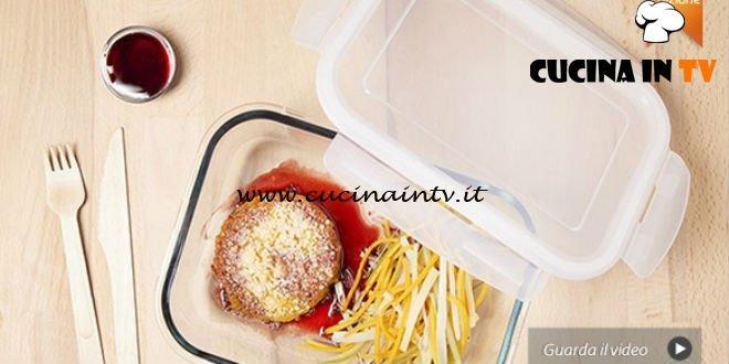 Masterchef 5 - ricetta Schiscetta d'autore di Giancarlo Morelli