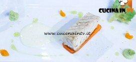 Masterchef 5 - ricetta Storione in zattera su crema di cocco di Rubina