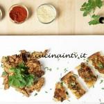 Masterchef 5 - ricetta Tacchino marinato in spezie e yogurt magro con contorno di insalata marocchina di Luigi e Rachida