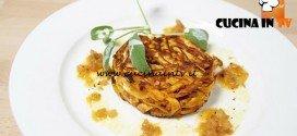 Foto tratta dalla trasmissione di cucina Masterchef 5 in onda su SKY