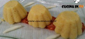 Cotto e mangiato - Tortino di polenta integrale ricetta Tessa Gelisio