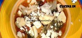 La Prova del Cuoco - Zuppa ricca nel coccio ricetta Marco Bianchi