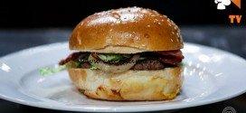 Masterchef 5 - ricetta Hamburger A modo mio di Maradona