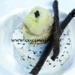 Masterchef 5 - ricetta Il bianco caviale di Sylvie