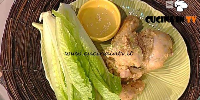 La Prova del Cuoco - Karaage di pollo con salsa al lime ricetta Hirohiko Shoda