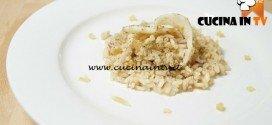 Masterchef 5 - ricetta Risotto ai capperi limone e calamari di Mattia e Maria