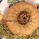 La Prova del Cuoco - Sformato di semolino con carciofi ricetta Luisanna Messeri