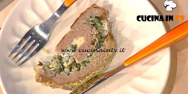 La Prova del Cuoco - Strudel di carne ricetta Fabrizio Nonis