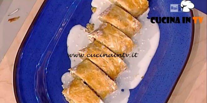 La Prova del Cuoco - Strudel di patate speck e rosmarino ricetta Markus Holzer