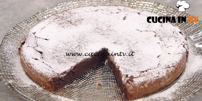 La Cuoca Bendata - ricetta Torta cioccolatino al peperoncino di Benedetta Parodi