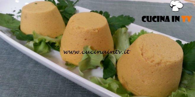 Cotto e mangiato - Tortino di carote ricetta Tessa Gelisio