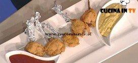 La Prova del Cuoco - Alette di pollo ripiene fritte ricetta Anna Moroni