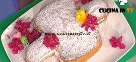 La Prova del Cuoco - Colomba paradiso alla panna ricetta Anna Moroni