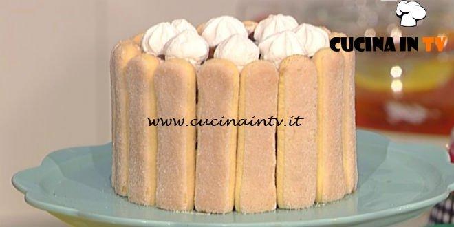 La Prova del Cuoco - Dolce moka ricetta Luisanna Messeri