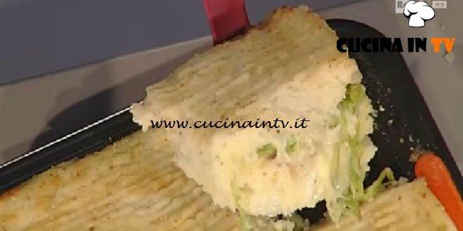 La Prova del Cuoco - Gateau atomico ricetta Andrea Mainardi