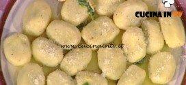 La Prova del Cuoco - Gnocchi ripieni di carciofi ricetta Luisanna Messeri