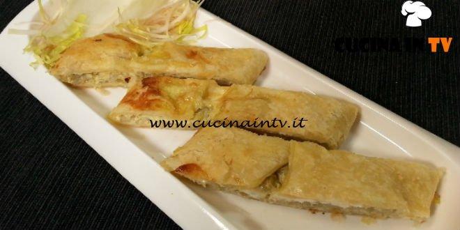 Cotto e mangiato - Insalata belga sfogliata ricetta Tessa Gelisio