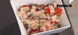 La Prova del Cuoco - ricetta Insalata di pesce stocco