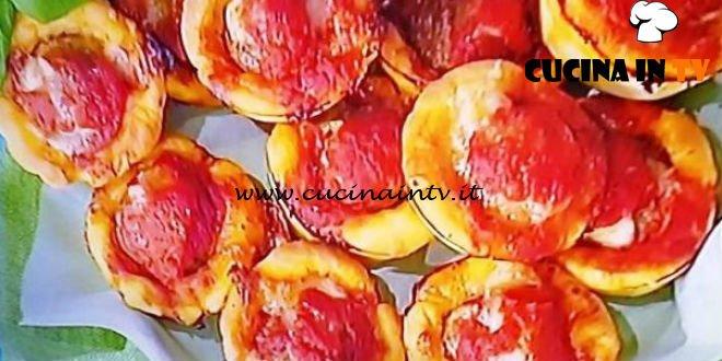 La Prova del Cuoco - Muffin ripieni di polpette alla pizzaiola ricetta Natalia Cattelani