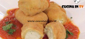 La Cuoca Bendata - ricetta Paccheri ripieni fritti di Benedetta Parodi
