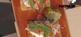 La Prova del Cuoco - Pizza senza lievito ricetta Gabriele Bonci