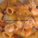 La Prova del Cuoco - Rigatoni al sugo di paranza ricetta Gianfranco Pascucci