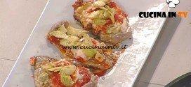 La Prova del Cuoco - Scaloppine pasquali ricetta Cesare Marretti