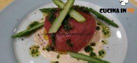 Cotto e mangiato - Sfera di manzo con salsa delicata ricetta Tessa Gelisio