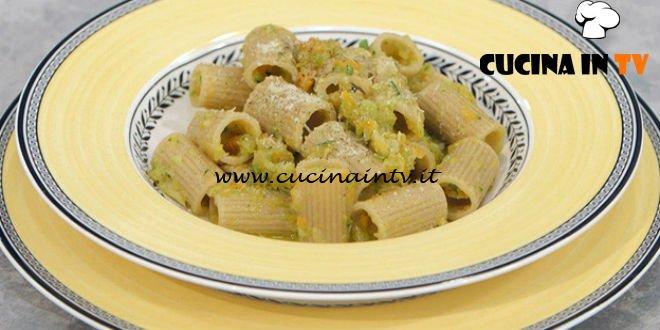 La Cuoca Bendata - ricetta Tortiglioni al ragù di verdure di Benedetta Parodi