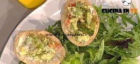La Prova del Cuoco - Uova strapazzate in cestino di brisé con asparagi ricetta Anna Moroni