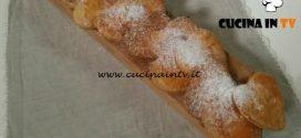 Cotto e mangiato - Biscotti all'arancia senza lievito ricetta Tessa Gelisio