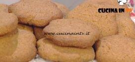 La Prova del Cuoco - Biscottini ai cereali ricetta Anna Moroni