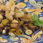 La Cuoca Bendata - ricetta Caponata di pesce spada di Benedetta Parodi