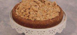La Cuoca Bendata - ricetta Coffee cake di Benedetta Parodi