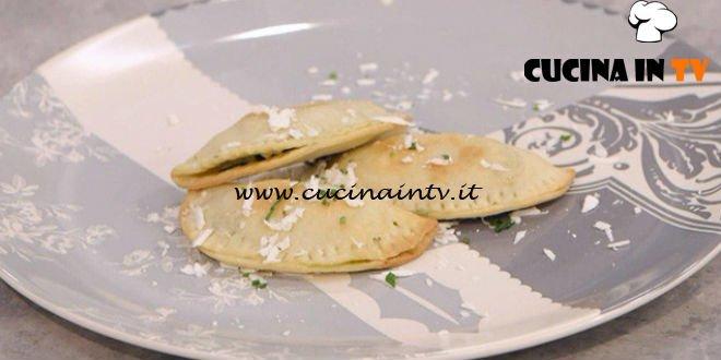 La Cuoca Bendata - ricetta Empanadas vegetariane di Benedetta Parodi