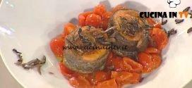 La Prova del Cuoco - Filetto di trota al tartufo ricetta Gilberto Rossi
