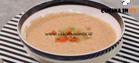 La Cuoca Bendata - ricetta Gazpacho allo yogurt di Benedetta Parodi