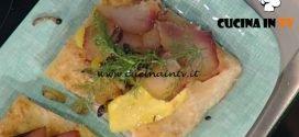 La Prova del Cuoco - Focaccia con il pesce affumicato ricetta Gabriele Bonci