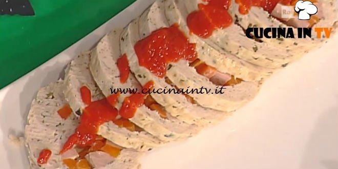 La Prova del Cuoco - Polpettone di pasquetta con i wurstel ricetta Anna Moroni