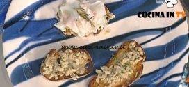 La Prova del Cuoco - Bruschette di mare ricetta Gianfranco Pascucci