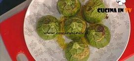 La Prova del Cuoco - Cestini di zucchine ricetta Anna Moroni