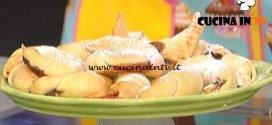 La Prova del Cuoco - Cornetti alla ricotta ricetta Anna Moroni