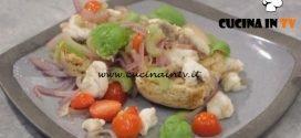 La Cuoca Bendata - ricetta Frisella con catalana di Benedetta Parodi