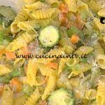 La Prova del Cuoco - Garganelli vegetariani ricetta Alessandra Spisni